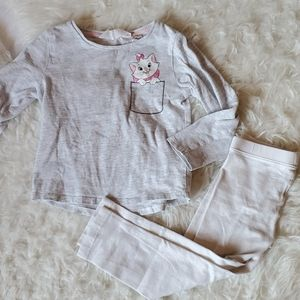 Disney H&M Marie Outfit 3T